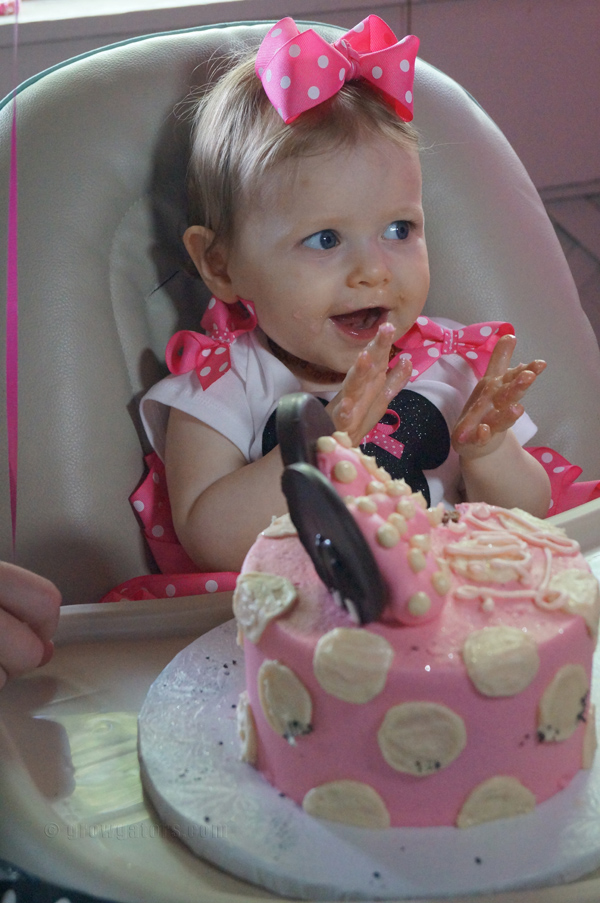 A Minnie Mouse 1st Birthday Party With A Twist Grow Gators
