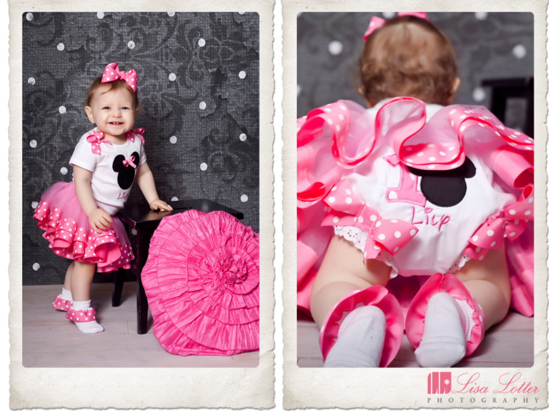A Minnie Mouse 1st Birthday Party with a Twist | Grow Gators
