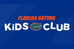 Grow those Gators with the Kids Club