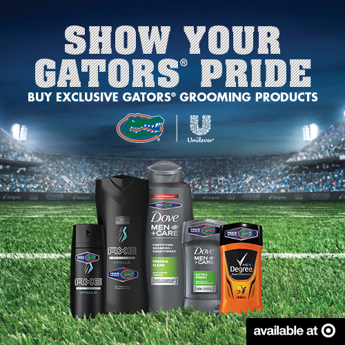 Show Your Gators' Pride
