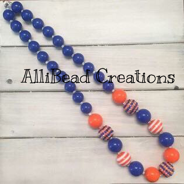 Allibead Gators Necklace